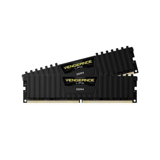 Corsair Vengeance LPX 16GB (2x8GB) 3200MHz DDR4 CL16 1.35V Desktop Memory