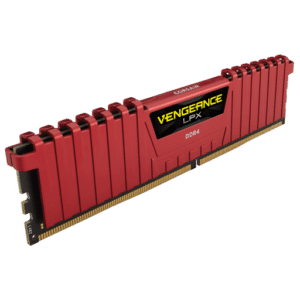 Corsair CMK8GX4M1A2400C14R Vengeance LPX 8GB (1x8GB) DDR4 2400MHz 1.2V C14 Dual / Quad Channel Desktop Memory