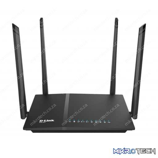 D-Link DIR-825 AC1200 Wi-Fi Dual-Band Gigabit Router