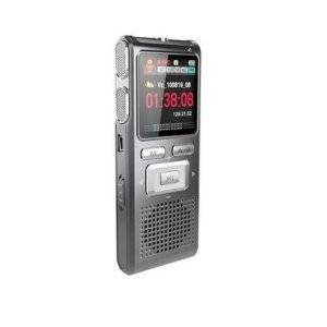 DIGITAL VOICE RECORDER MODEL DARK GRAY
