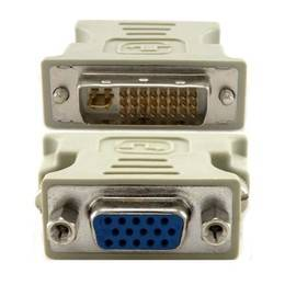 DVI-I MALE TO VGA FEMALE 24+5 CONNECTOR