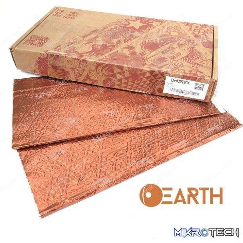Dr Artex : Advanced Sound Dampening Material Gold HD FP 2.6mm Foil (8 sheets)