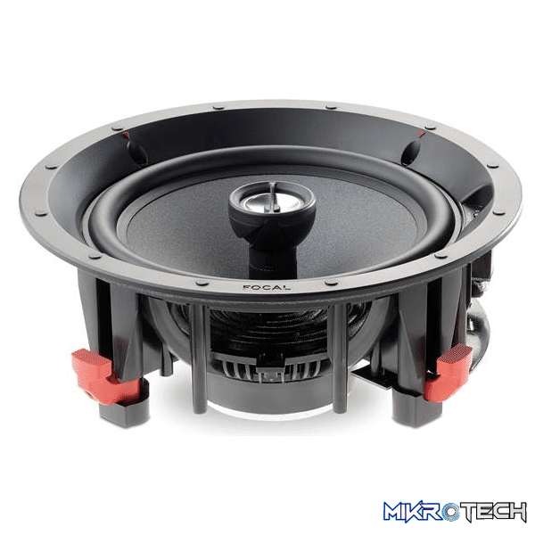 Focal 100 ICW8 In-Wall/In-ceiling – 2-way Coaxial Speakers