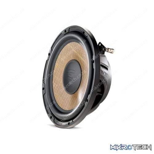 "Focal 25cm (10"") Flax Cone Subwoofer"