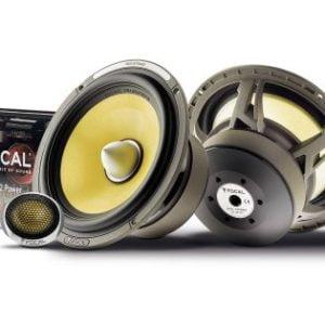 Focal 6,5 2-Way Component Kit ES165KX2
