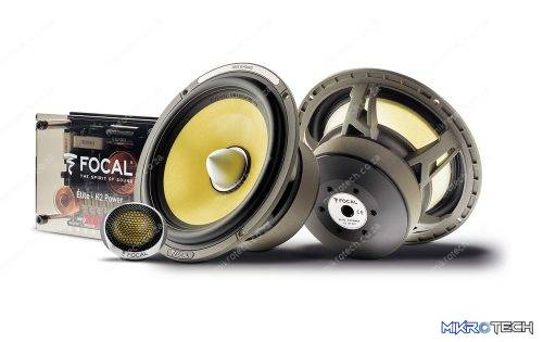 Focal 6,5 2-Way Component Kit ES165KX2