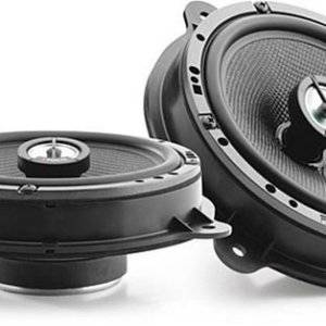 Focal ICRNS165 Integration 165MM 2 Way Coaxial KIT for Renault Cars