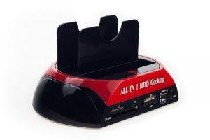 HARD DRIVE DOCKET 2X HDD