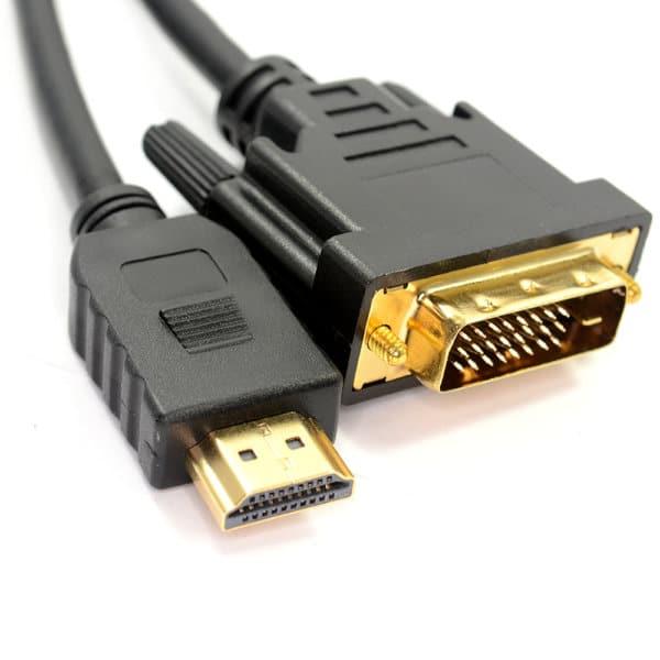 HDMI-DVI 2M CABLE