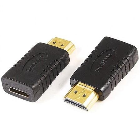 HDMI MALE TO MINI HDMI FEMALE