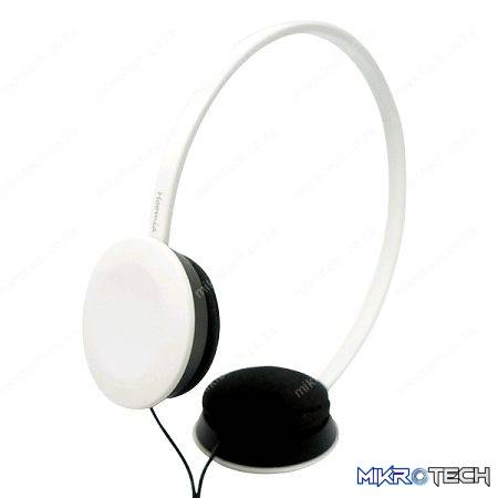 HEADPHONE WITH SPEAKER  WHITE