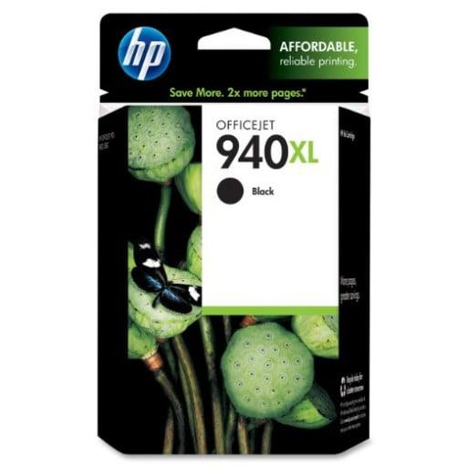 HP 940XL High Yield Black Ink Cartridge