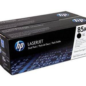 HP CE285AD Twin Pack Black Toner - for HP Laserjet P1102 Series