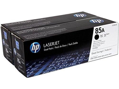 HP CE285AD Twin Pack Black Toner - for HP Laserjet P1102 Series