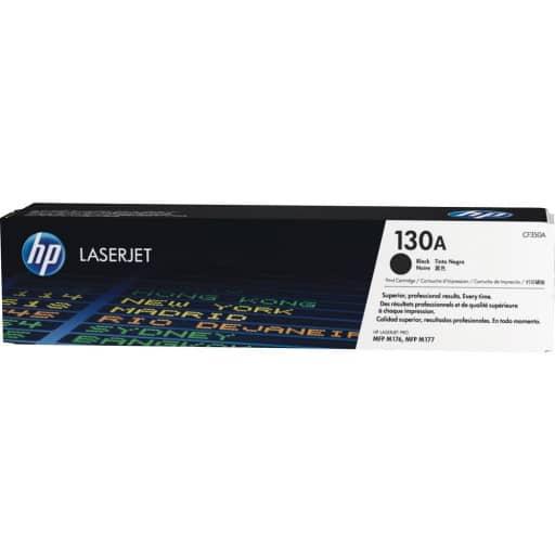 HP CF350A 130A Black Original Laser Toner Cartridges