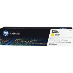 HP CF352A 130A Yellow Original Laser Toner Cartridges