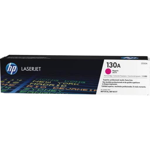 HP CF353A 130A Magenta Original Laser Toner Cartridges