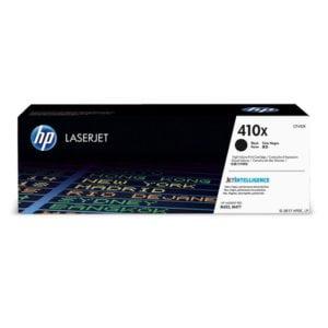 HP CF410X 410X High Yield Black Original LaserJet Toner Cartridge