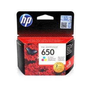 HP CZ102AE No.650 Color Ink
