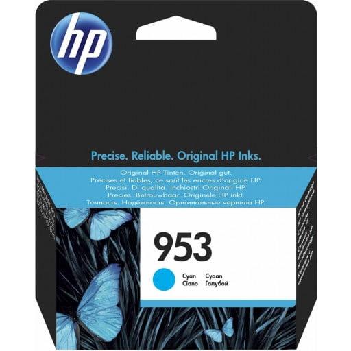 HP F6U12AE 953 Cyan Original Ink Cartridge