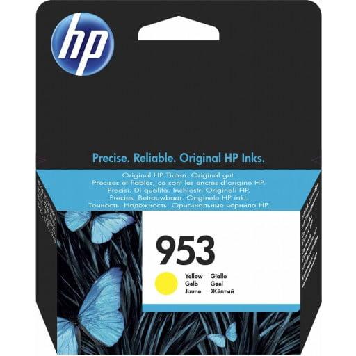 HP F6U14AE 953 Yellow Original Ink Cartridge