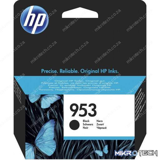 HP L0S58AE 953 Black Original Ink Cartridge