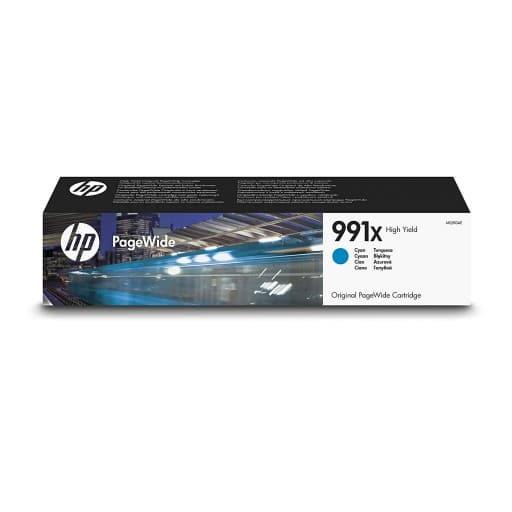 HP M0J90AE 991X Cyan High Yield Original PageWide Cartridge