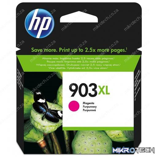 HP T6M07AE 903XL High Yield Magenta Original Ink Cartridge