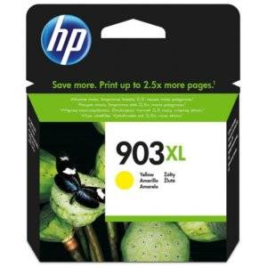 HP T6M11AE 903XL High Yield Yellow Original Ink Cartridge