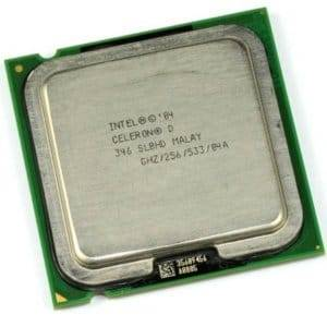 INTEL CELERON 2.8GHZ LGA775 533 (NO FAN)