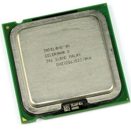 INTEL CELERON 2.8GHZ LGA775 533 (NO FAN)