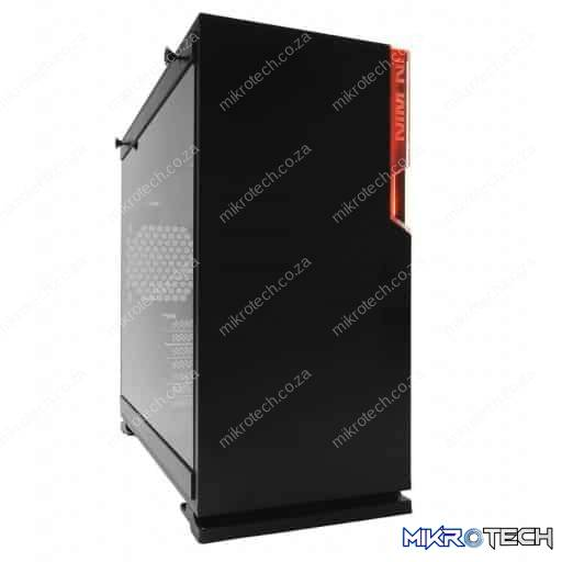 In-Win Ci698 101 Black Tempered Glass ATX Mid Tower Desktop Chassis
