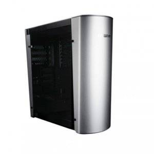 In-Win IW-915-Silver 915 Tempered Glass Silver Steel E-ATX Full Tower Desktop Chassis