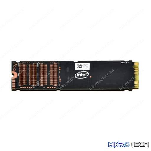 Intel 760P 512GB M.2 PCIe NVMe 3.1 Solid State Drive
