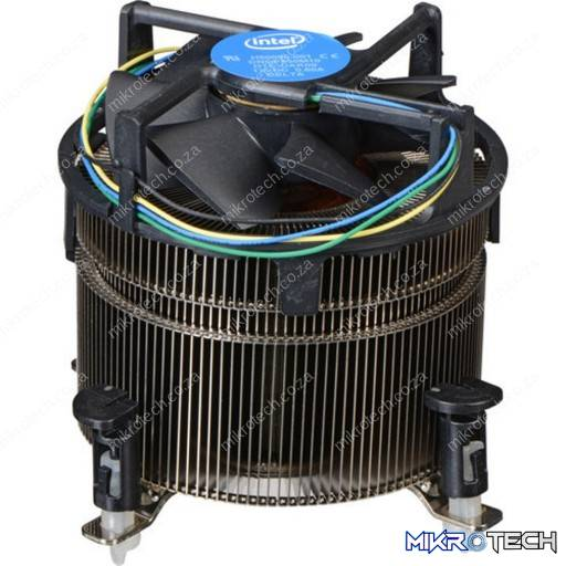 Intel Active Thermal Solution CPU Cooler