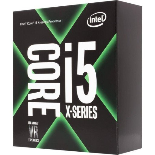Intel i5-7640X 4.0GHz Quad Core Unlocked 14nm Kaby Lake-X Socket LGA2066 Desktop CPU - Cooler Not Included