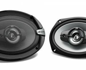 JVC CS-DR693 15 x 23cm (6 x 9) 3-Way Coaxial Speakers