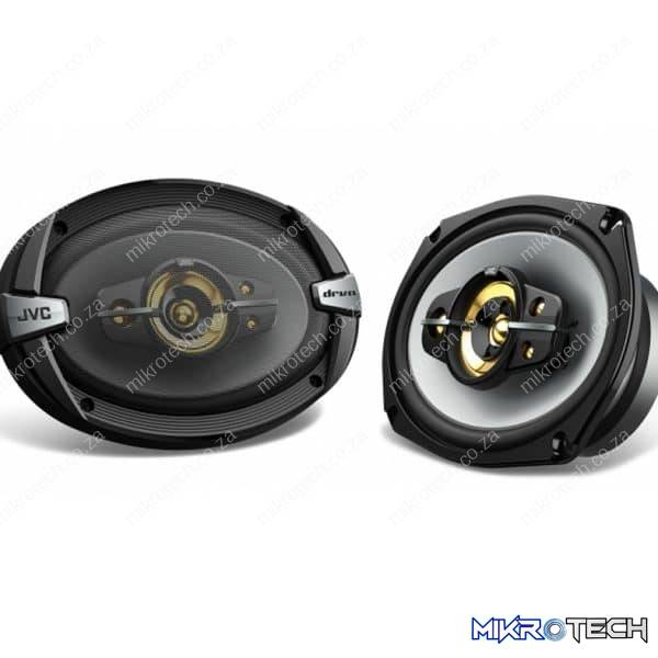 "JVC CS-DR695HP 800W 6x9"" 5-Way Speakers"