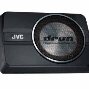 JVC CW-DRA8 drvn 20cm Compact Powered Subwoofer