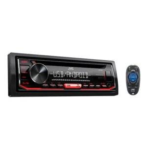 JVC KD-R492 1-DIN CD Receiver