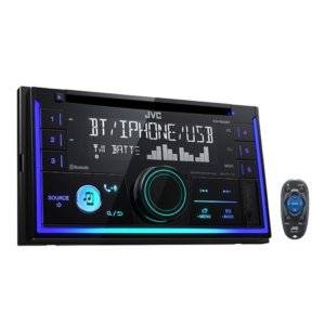 JVC KW-R930BT DOUBLE-DIN BLUETOOTH CD/USB RECEIVER