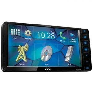 JVC KW-V520BT DVD/CD/USB Receiver