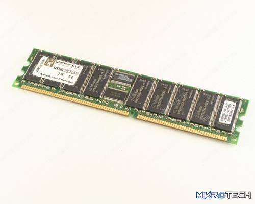 KINGSTON 256MB 266MHZ DDR ECC REG SVR