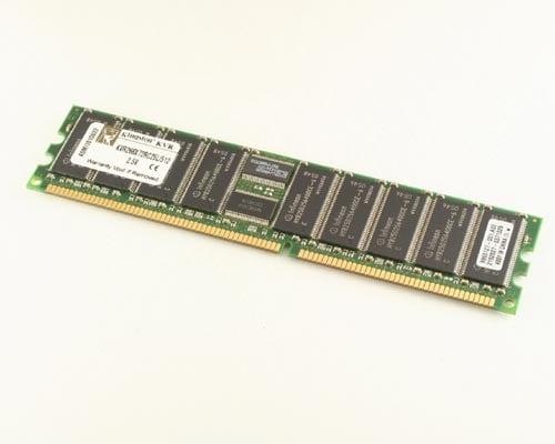 KINGSTON 256MB 266MHZ DDR ECC REG SVR