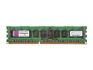 KINGSTON 4GB 1333MHZ DDR3 ECC REGCL9 SVR