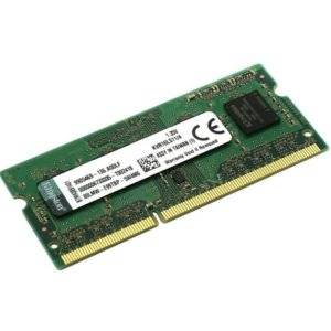 KINGSTON VALUERAM 4GB DDR3L-1600 SODIMM