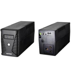 KSTAR 600VA UPS - LINE INTERACTIVE W/USB