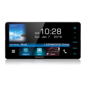 Kenwood DMX718WBTM AV Receiver with 7.0inch WVGA Capacitive Display