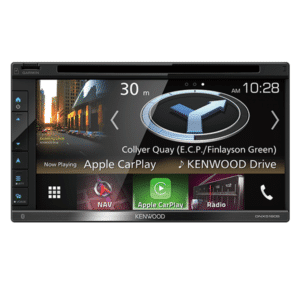 """Kenwood DNX5180SM 6.8""""HD Capacitive Touch Screen AV Receiver"""