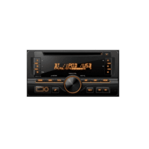 Kenwood DPX5140WBTST MP3/USB/BT/iPhone/iPad